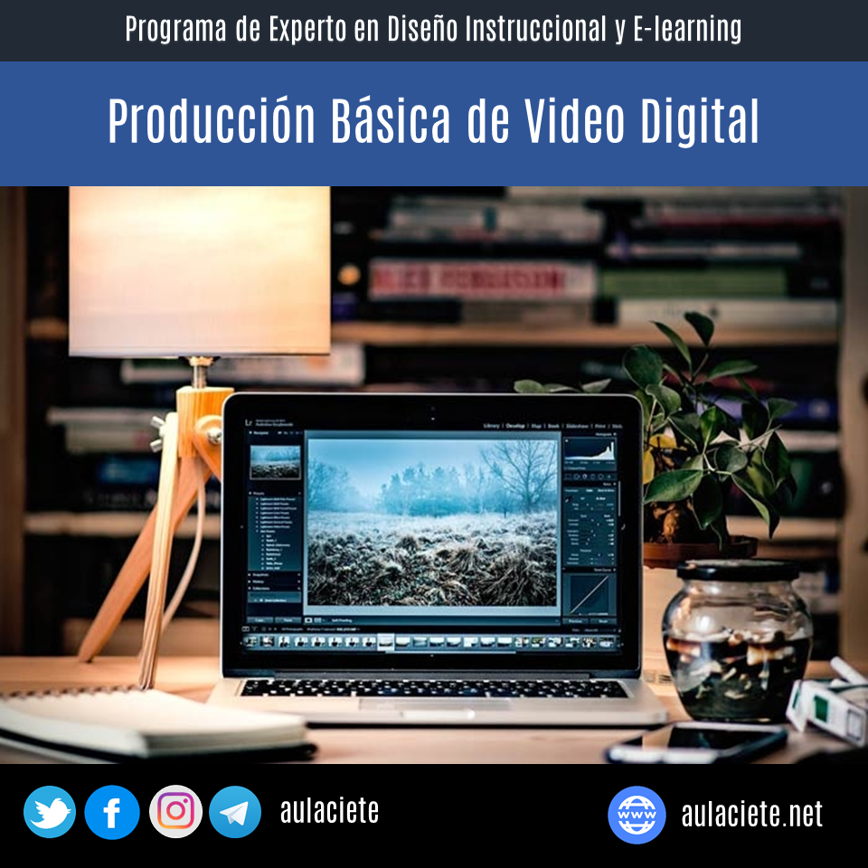 Producción de Video Digital